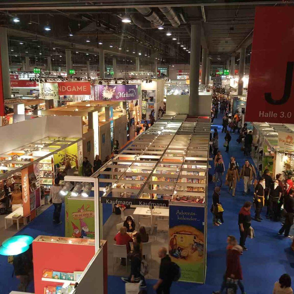 Veranstaltungstipps für die Frankfurter Buchmesse 2016