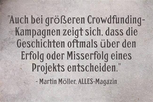ALLES – Magazin: 5 Tipps für richtiges Crowdfunding