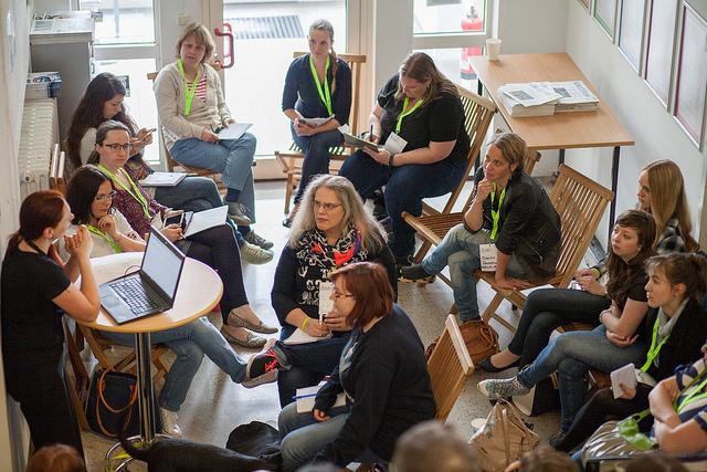 Offline netzwerken für Buchbloggerinnen und Autorinnen