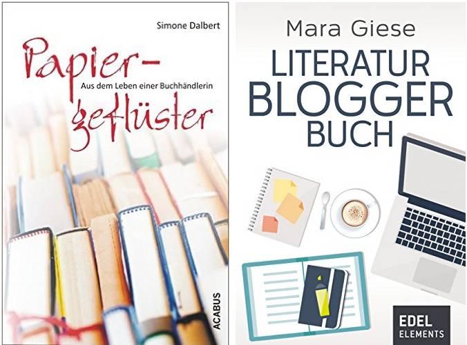 Papiergeflüster & Literaturbloggerbuch