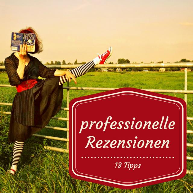 13 Tipps für professionelle Buchrezensionen